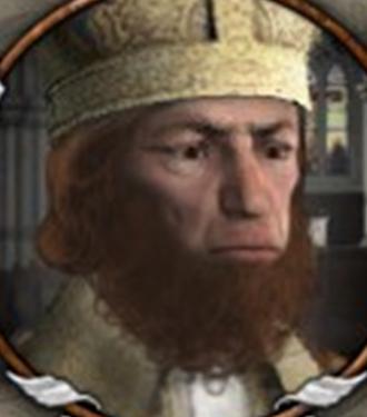 Bishop Centule of Jerusalem