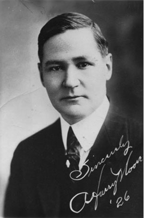 A. Harry Moore