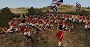 British troops Cyprus 1799