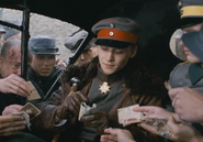 Red Baron autographs