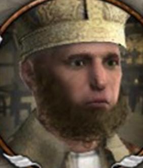 Bishop Amedee of St. Denis