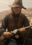 Arizona Kid wagon