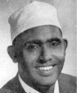 Abdirashid Shermarke