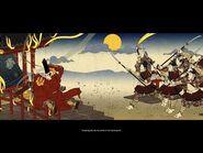 """Total War- Shogun 2 - """"Rise of the Samurai"""" Defeat Cutscene"""