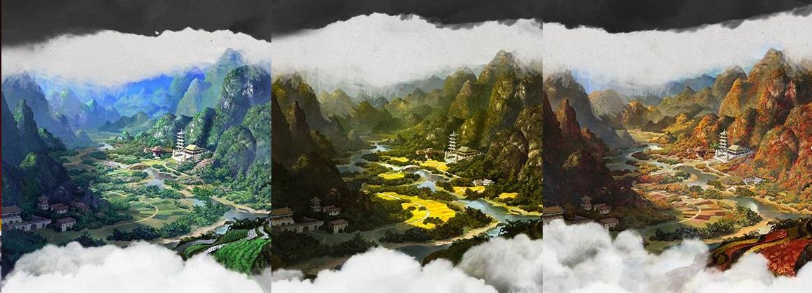 Seasons (Total War: Three Kingdoms)