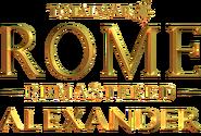 TWRR logo alexander