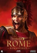 Total War Rome Remastered Poster