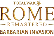 TWRR logo barbarian invasion