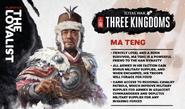 TW3K Ma Teng-intro
