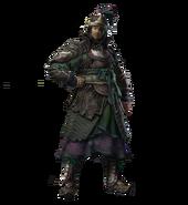 TW3K Xiahou Dun Blinded