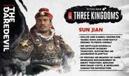 TW3K Sun Jian intro