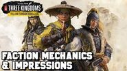 Yellow Turban EARLY ACCESS Faction Mechanics & Impressions Total War Three Kingdoms