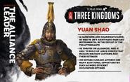 TW3K Yuan Shao-description