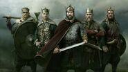 Total War Saga Thrones of Britannia artwork