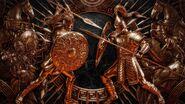 TROY artwork trojan war