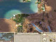 Mapa al comienzo, Egipto