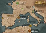 Last Roman Campaign Map