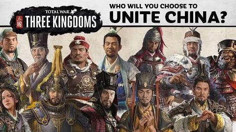 Factions (Total War: Three Kingdoms)