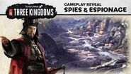Total War THREE KINGDOMS - Spies Gameplay Reveal