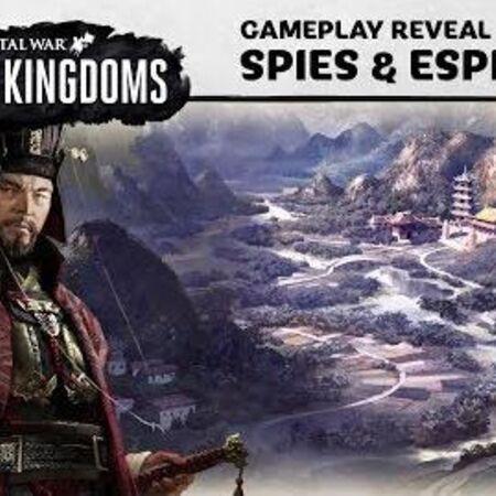 Total War THREE KINGDOMS - Spies Gameplay Reveal