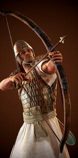 Armoured Lycian Archers