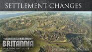 Total War Saga Thrones of Britannia - Settlement Changes