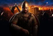 TWRR barbarian invasion ui background