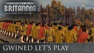 Total War THRONES OF BRITANNIA - Gwined Lets Play