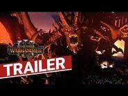 Trial By Fire Trailer - Total War- WARHAMMER III