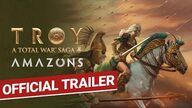 AMAZONS Official Trailer Total War TROY
