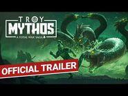 A Total War Saga- TROY - MYTHOS Announcement Trailer