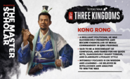 TW3K Kong Rong-intro