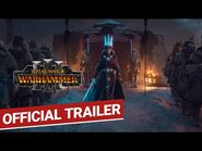 Total War- WARHAMMER III Announce Trailer - Conquer Your Daemons - Coming 2021