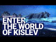 Enter The World Of Kislev - Total War- WARHAMMER III