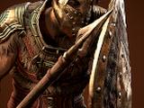 Armoured Giant Spearmen