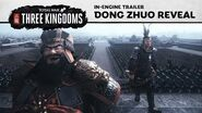 Total War THREE KINGDOMS - Dong Zhuo Reveal Trailer