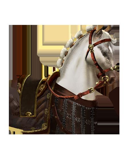 Mount Ancillaries (Total War: Three Kingdoms)