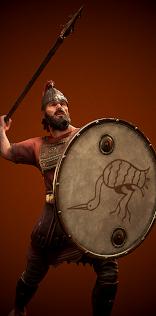 Aeginian Javelinmen
