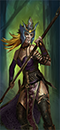 Loec's Tricksters (Wardancers - Asrai Spears)