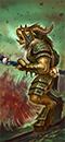 Khorrok's Manrippers (Bestigor Herd)