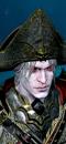 Vampire Fleet Admiral (Polearm-Death)
