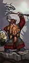 Warriors of Dragonfire Pass (Dwarf Warriors)