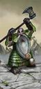 The Grumbling Guard (Longbeards - Great Weapons)