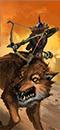 Mogrubb's Mangy Marauders (Goblin Wolf Archers)