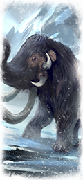Wh dlc08 nor war mammoth feral feathered.png