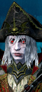 Vampire Fleet Admiral (Pistol-Death)