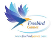2017 Freebird Games logo