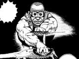 Dark Monkey
