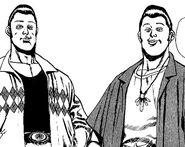 Osmoe brothers