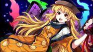 Touhou 16 Hidden Star in Four Seasons OST - The Concealed Four Seasons - Okina Matara's Theme
